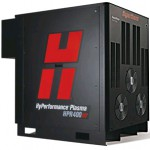 Hypertherm HPR400XD finplasma