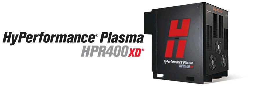 HPR400 XD