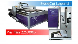 SWEDCUT Legend II